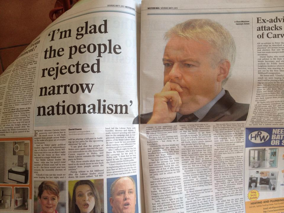 carwyn-jones-western-mail-narrow-nationalism