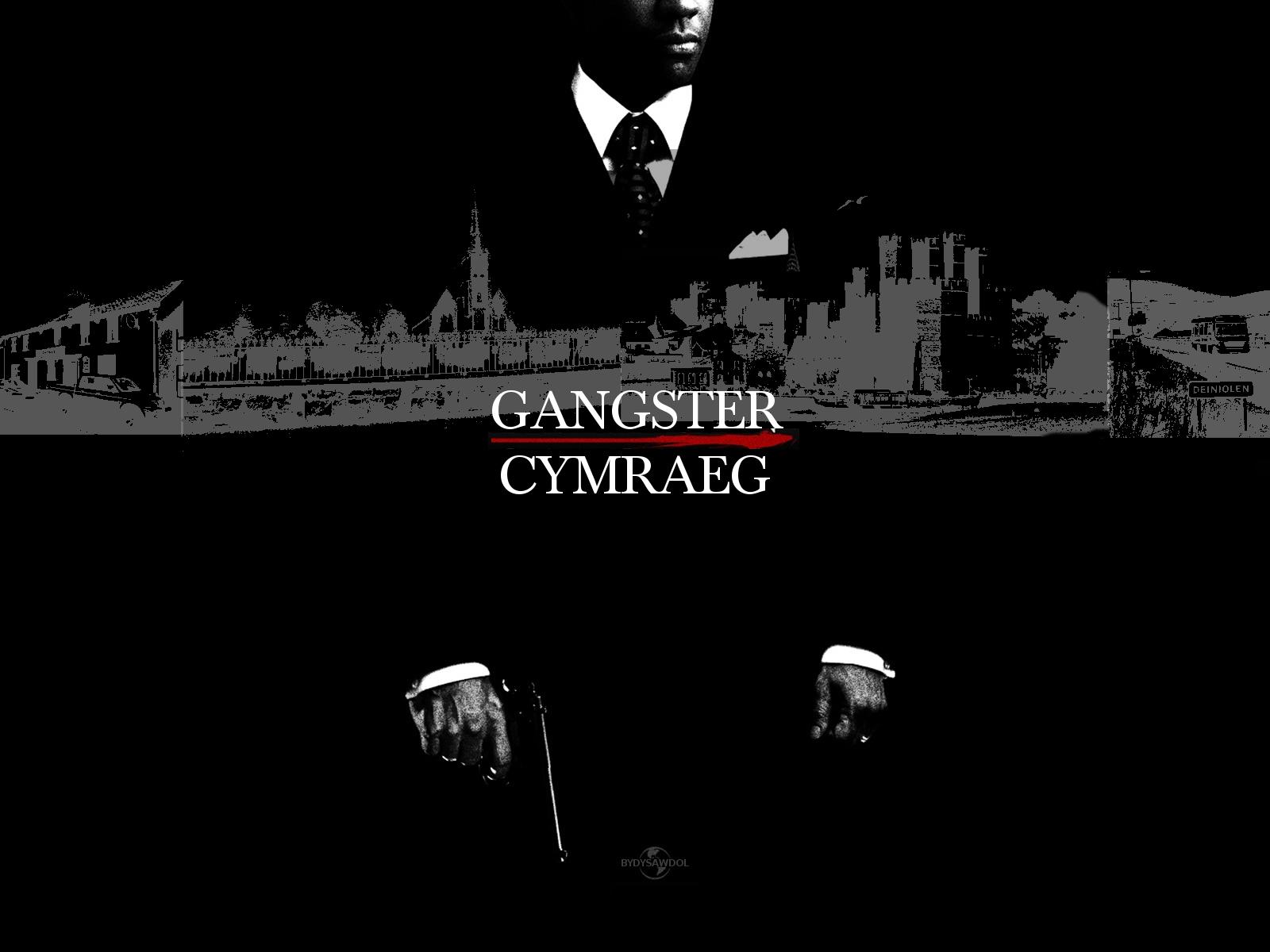 Gangster Cymraeg